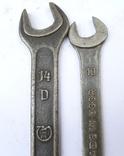 Ключи СССР 32х27 - 8х10 photo 8