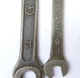 Ключи СССР 32х27 - 8х10 photo 9