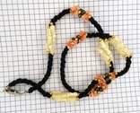 Ожерелье перламутр, минералы..., фото №9
