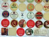 Костеры - бирдекели под пивные кружки и бокалы Германии и Чехии. 49 штук., фото №6
