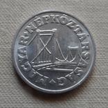 50 филлеров 1978   Венгрия   (Г.10.29)~, фото №2