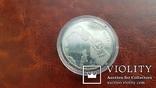 2 гривні 2006 р. нейзильбер.Георгій Нарбут, фото №3