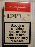 Сигареты GOLDEN GATE RED фото 2