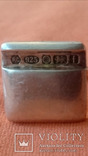 Запонки серебро 925 проба (Англия), фото №7