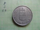 2  пенго 1943  Венгрия   (Р.3.27)~, фото №4