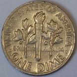 США 1 дайм, 1980 фото 2