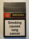 Сигареты BROOKS BLACK фото 2