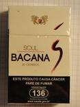 Сигареты BACANA Бразилия фото 1