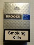Сигареты BROOKS SILVER