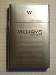 Сигареты WILLIAMS NANO SILVER