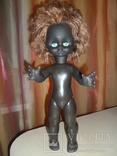 Кукла негритянка 40 см, фото №2