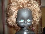 Кукла негритянка 40 см, фото №3