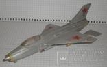 Самолёт СССР дерево ручная работа, фото №7