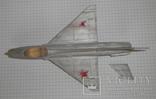Самолёт СССР дерево ручная работа, фото №8
