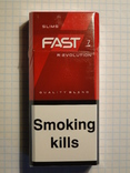 Сигареты FAST SLIMS 7