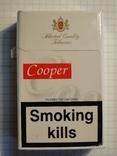 Сигареты Cooper