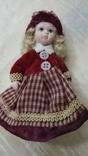 Фарфоровые мини куколки 8шт, фото №7