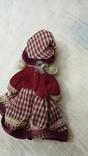 Фарфоровые мини куколки 8шт, фото №8