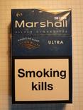 Сигареты Marshal Ultra