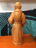 Скульптура монаха, дерево, Германия, фото №4