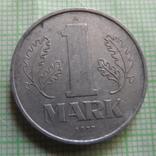 1 марка 1977 ГДР   (Р.5.11) ~, фото №2