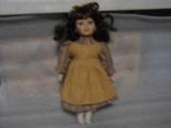 Кукла фарфор высотой 30 см, фото №2