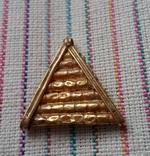 Подвеска Пирамида ЧК