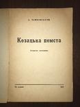 Козацька помста Повість А. Чайковський, фото №3