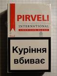 Сигареты PIRVELI RED