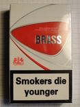 Сигареты BRASS фото 2