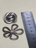 Два предмета посеребрение, фото №12