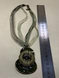 Кулон на шнурке с италии Авторская работа, фото №4