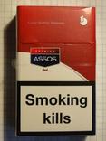 Сигареты ASSOS PREMIUM RED