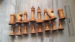 Шахматы обиходные . Объедовская фабрика игрушек . photo 2