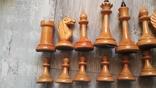 Шахматы обиходные . Объедовская фабрика игрушек . photo 3