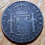 Боливия (Исп.) - 8 реалов 1808 г., фото №2