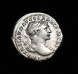 Траян денарий  RIC 128, фото №2