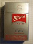 Сигареты Magna Classic LIGHTS USA фото 1