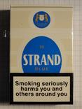 Сигареты STRAND BLUE