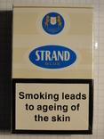 Сигареты STRAND BLUE фото 2