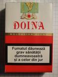 Сигареты DOINA MOLDAVIAN BLEND фото 2