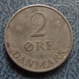 2 эре 1953   Дания    ($2.1.5) ~, фото №3