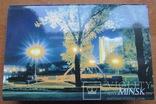 """Набір листівок """" Minsk"""", Белорусь, 12 шт., фото №2"""