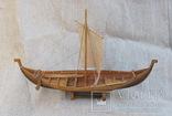 Модель древнерусской ладьи., фото №6