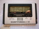 Электроника 1-10 Настольные-будильник(новые) photo 2