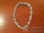 Лот серебряных изделий 925 и 875 проба, фото №11