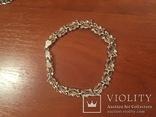Лот серебряных изделий 925 и 875 проба, фото №12
