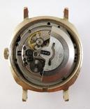 Часы Слава автоподзавод. Позолота AU5, фото №10