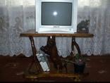 Декоративная тумба под телевизор