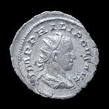Антониниан Филипп ІІ LIBERALITAS AVGG